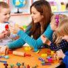 """курсова работа Задачи и цели на духовно-нравственото възпитание в статията на  Магдалена Легкоступ """"Духовно-нравственото възпитание в детската градина"""""""